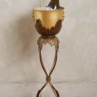 Rosecliff Champagne Bucket by Anthropologie in Bronze Size: One Size Kitchen