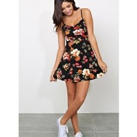 Floral Heartbreaker Sun Dress