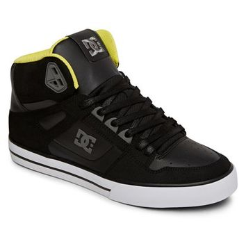 dcshoes UNION HIGH TX 320264 - DC Shoes