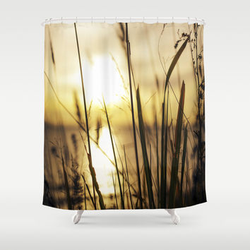 No shades needed Shower Curtain by HappyMelvin