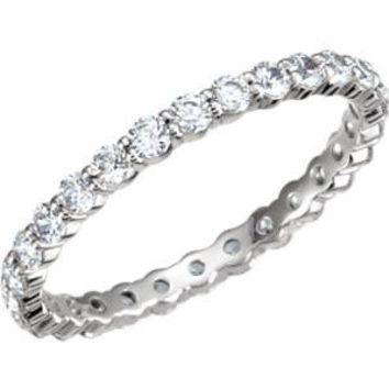 .84 Ct Diamond Eternity Band