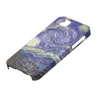 Van Gogh Starry Night, Vintage Post Impressionism iPhone 5 Covers from Zazzle.com