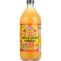 Bragg Apple Cider Vinegar - Organic - Raw - Unfiltered - 32 oz - 1 each