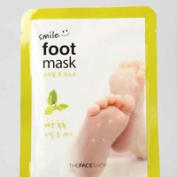The Face Shop Smile Peeling Foot Mask
