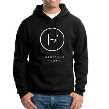 Twenty One Pilots Hooded Sweatshirt #2