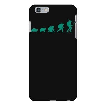 evolution of turtles iPhone 6 Plus/6s Plus Case