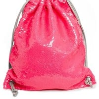 ASOS Sequin PE Drawstring Bag