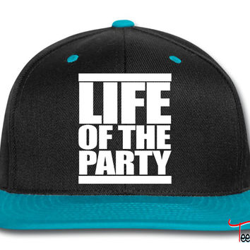 Life of the Party Snapback