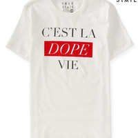 Aeropostale  Free State Dope Graphic T