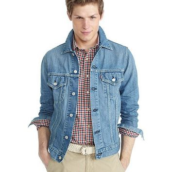 Levi's® for Brooks Brothers Trucker Jacket