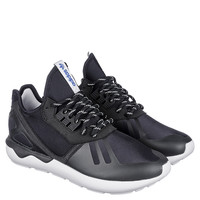 Adidas Tubular Runner Men's Black Athletic Running Sneaker | Shiekh Shoes