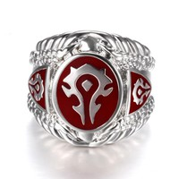 World of Warcraft - Horde Faction Ring