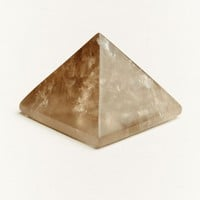 "1.25"" Smoky Quartz Polished Pyramid"