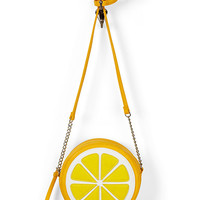 Lemon Purse