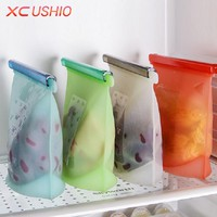 Silicone Fresh Kitchen Storage Bag