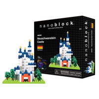 Nanoblock Sites to See Kits at Brookstone—Buy Now!