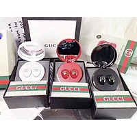 GUCCI Fashion New Headset Women Men Listen To Sports Music And Answer The Phone Bluetooth Wireless Headset With Makeup Mirror