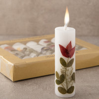 Auroshika Flower Candles