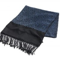 Navy Navia Throw
