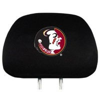 NCAA Florida State Seminoles Automotive Head Rest Covers