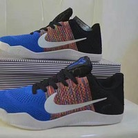 """""""Nike"""" Fashion Casual Multicolor Fly Weave Breathable Comfortable Men Sneakers Running"""