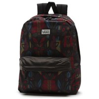 Vans Floral Deana II Backpack (Floral Black/True White)