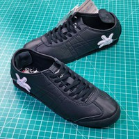 Asics Onitsuka Tiger Mexico66 Black Casual Shoes Sneakers - Best Online Sale