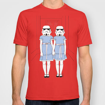 Grady twins troopers T-shirt by Cisternas