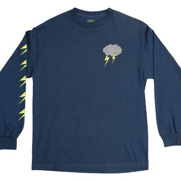 Lightening Cloud L/S T-shirt by Altru Apparel