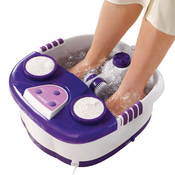 Heated Aqua-Jet Foot Spa