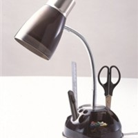 The Stay-Organized Dorm Desk Lamp