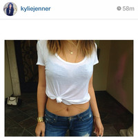 Necklace Body Chain (As Seen On Kylie Jenner)