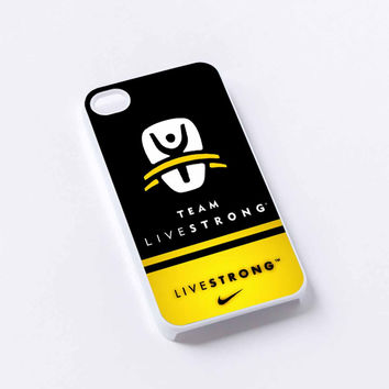 nike livestrong new iPhone 4/4S, 5/5S, 5C,6,6plus,and Samsung s3,s4,s5,s6