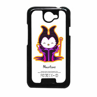 Hello Kitty Love Maleficent Disney HTC One X Case
