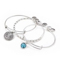 Winter Fresh Bangle Stack