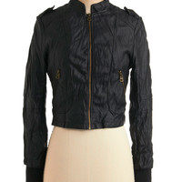 Re-belle with a Cause Jacket | Mod Retro Vintage Jackets | ModCloth.com