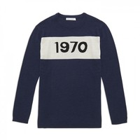 1970 JUMPER PRUSSIAN BLUE