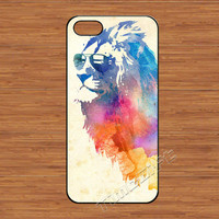sunny Lion iPhone 5 Case,sunny lion leo Art iPhone 5 5s Hard Case,cover skin case for iphone 5/5s case,More styles for you choose