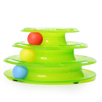 Tower Disc Ball Play Set