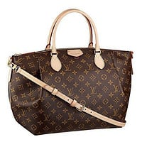 Louis Vuitton Turenne Handbag Shoulder Bag Purse (GM) Louis Vuitton Handbag Tagre™
