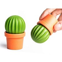 Cactus Salt & Pepper Shakers