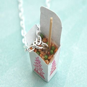 fried rice necklace