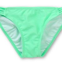 Malibu New Mint Side Strap Bikini Bottom