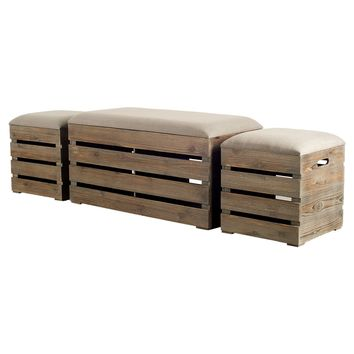 Weiser Storage (Set of 3)