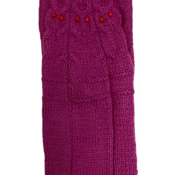 Owl Hand-knitted Jumper