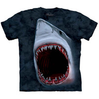 The Mountain Boys' Shark Bite Childrens T-shirt