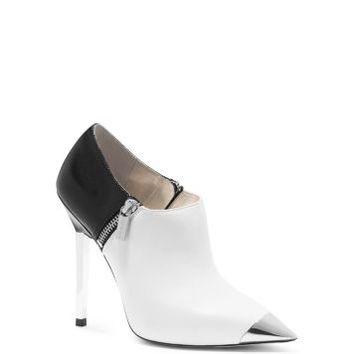 Zady Cap-Toe Leather Ankle Boot | Michael Kors