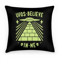 UFOS Believe In Me