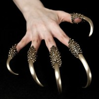 Predator Rings (5-piece set)