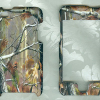 real tree camo Hard Cover Case Skin rubberized iPod Touch 4 4G 4TH Generation on eBay!